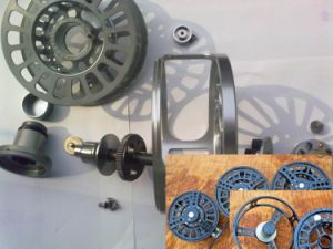 V8 Salmon Reels in Three Cut Style