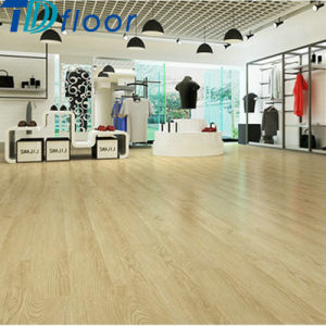 Luxury Vinyl Plank Wood Color Waterproof Lvp Floor pictures & photos