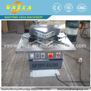 Hydraulic Notching Machine with H13 Notching Blade pictures & photos