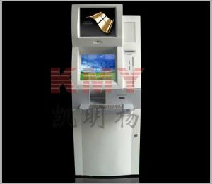 Dual Screen Display Banking Kiosk pictures & photos