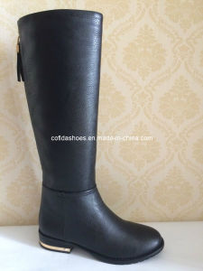 15fw Sexy Fashion Increase Inside Lady Sexy Rubber Boots pictures & photos