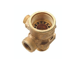 OEM Precision Brass/Bronze Casting with CNC Machining pictures & photos