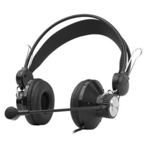 New Wired Headphone with Adjustable Microphone