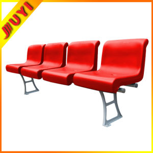 Red UV-Protection Stadium Chairs for Arena Blm-1027 pictures & photos