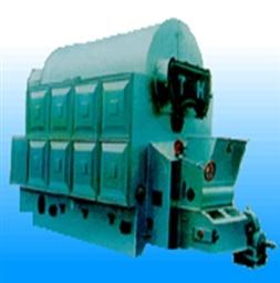 Blind Coal Hot-Water Boiler (DZL Series)