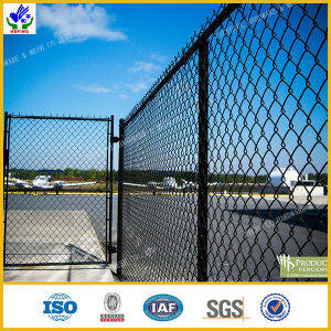 PVC Chain Link Fence (HPCF-0630) pictures & photos