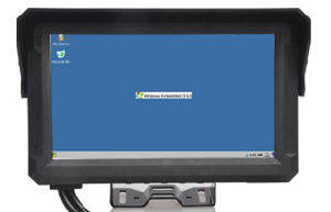 GPS Navigation System with Mobile Data Terminal & 7 Inch Touch Screen