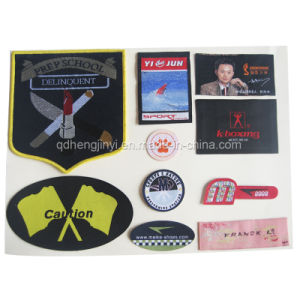 2014 Printed Clothing Labels, Woven Labels, Garment Labels in China