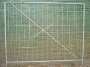 Temporary Wire Mesh Fence - 04 pictures & photos