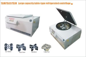 Table-Type Large-Capacity Refrigerated Centifuge (TDL5M)(CE Approved)