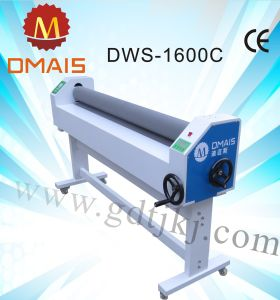 Dws-1600c Hot Sale 1600 mm Manual Cold Laminator pictures & photos