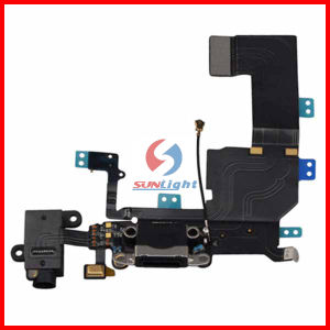 Original Parts Charging Flex Cable for iPhone5S pictures & photos