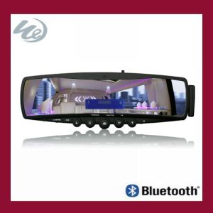 Bluetooth Car Kit Mirror with MP3 (WD0608)