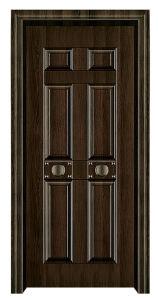 Interior Steel Wooden Door (FXGS-075) pictures & photos
