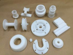 Customized Engineering Plastic Parts pictures & photos