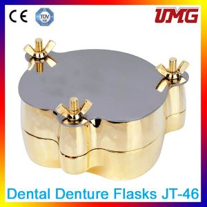 Dental Factory Alloy Aluminum Lab Flask pictures & photos