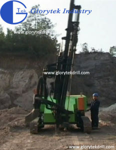 510 Hydraulic Top Hammer Rock Drilling Machine pictures & photos