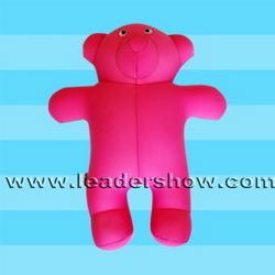 Animal Shape Pillow, Beads Toys (LP228)