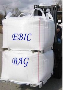 FIBC Jumbo Big Bag with Tubular Body Cross Corner Loops pictures & photos