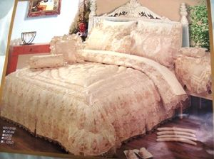 Embroidery Bedding Sets (LESEW012)