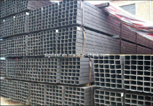 Ss400 Welded Square Steel Pipe pictures & photos