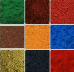 Red Yellow Green Color Iron Oxide pictures & photos