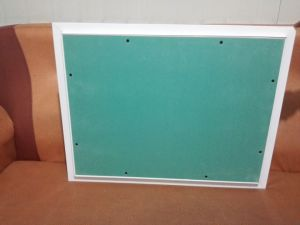 Gypsum Board Access Panel and Aluminium Frame Push Open pictures & photos