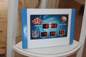 LED Display Teamsport Clock pictures & photos