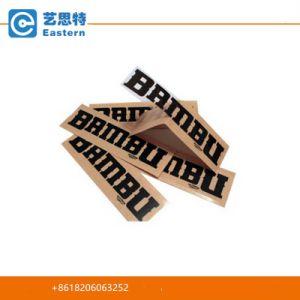 Plastic Transparent PVC Custom Labels Clear Stickers pictures & photos