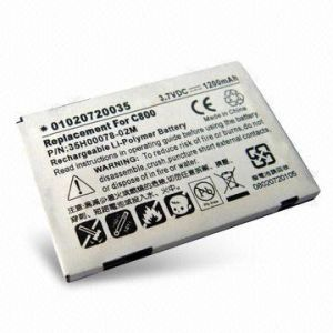 Mobile Phone PDA Battery with Capacity of 1, 200mAh for HTC 4350 pictures & photos