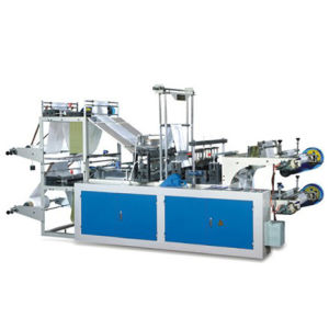 Computer Controlled High-Speed Continuous Winding Vest Bag Making Machine (GBD-500) pictures & photos