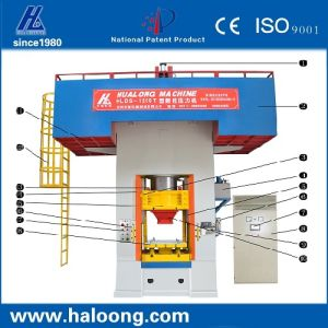 China Manufacturer Refractory Brick Making Press Machine in Line pictures & photos