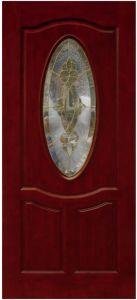 Wooden Glass Door (HY-7007)