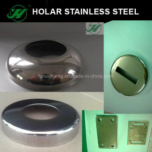 Holar Stainless Steel Handrail Base Cover pictures & photos