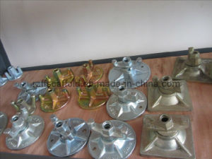 Forged Scaffolding Formwork Wing Nuts with Plate (FF-0014S) pictures & photos