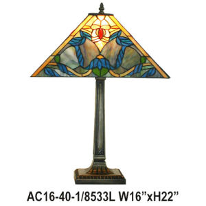 Tiffany Table Lamp (AC16-40-1-853-3L)