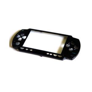 Black Faceplate Original Repair Parts New for PSP