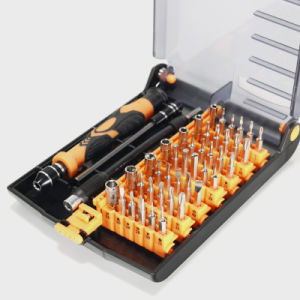 Senior Screwdriver Set Disassemble Repair Tools with Sleeve pictures & photos
