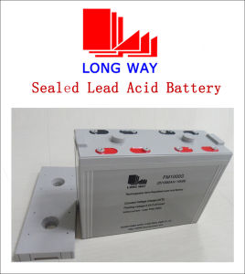 PV System UPS Sealed Lead Acid Battery 2V1000ah pictures & photos