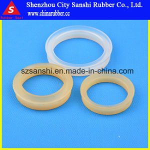 Factory Supply Silicone Seal Ring Grommet pictures & photos