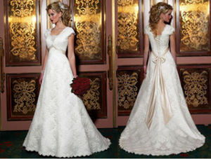 2012 Wedding Dress, Prom Dress, Evening Dress (Gillis000166)