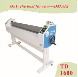 Fully Automatic Cold Film Laminating Machine with Pneumatic System pictures & photos