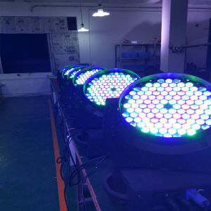 108PCS LED Moving Head Wash Light of Stage Lighting (HL-006YS) pictures & photos
