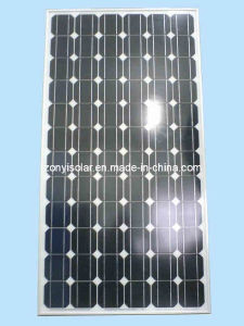 Monocrystalline Silicon Solar Panel (80W-100W) pictures & photos