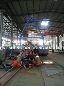 Hydraulic Sea Sand Dredger for Sale pictures & photos