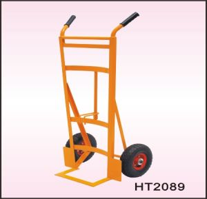 HT2089 Hand Truck, Hand Trolley, Drum Trolley for Material Handling