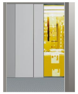 3000kg Freight Elevator with Vvvf Door Operator (XNHT-003) pictures & photos