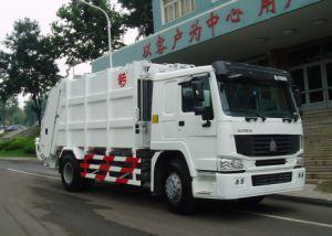 Sinotruk HOWO 10-18 M3 Garbage Truck (QDZ5161ZYSZH) pictures & photos