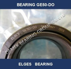 Elges Spherical Plain Bearing Ge50 Do pictures & photos