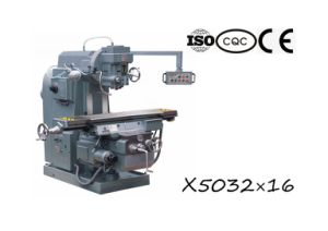 X5032*16 Vertical Knee-Type Milling Machine pictures & photos
